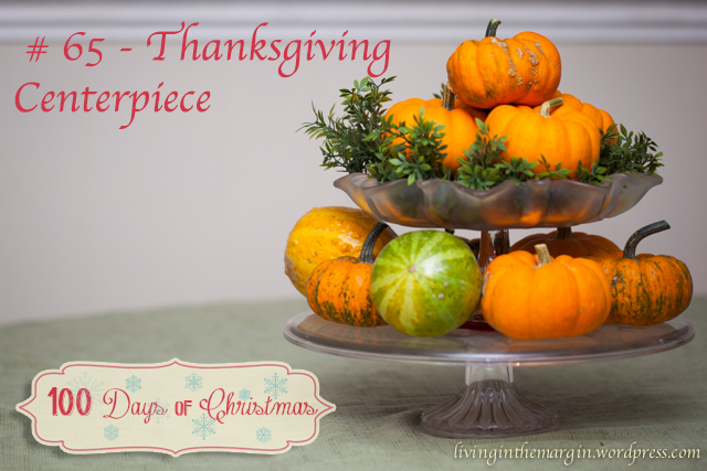 Easy diy thanksgiving centerpiece living in the margin